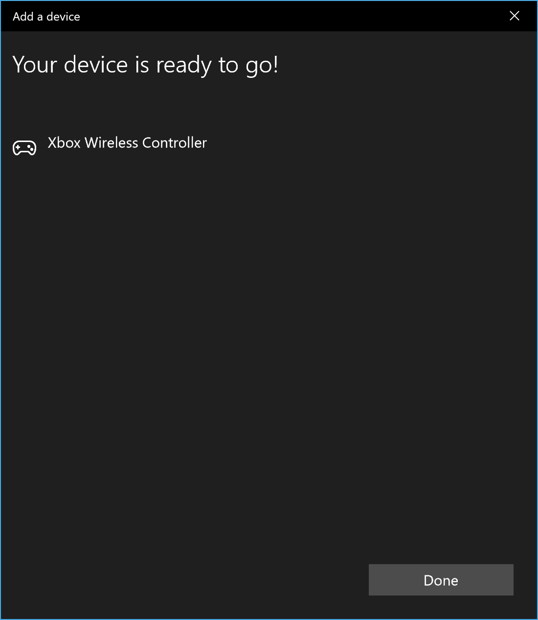 Set Up The Xbox Wireless Adapter For Windows