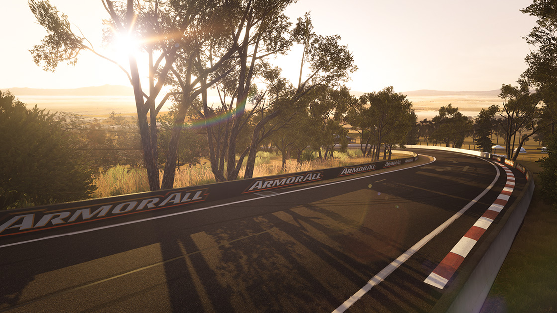 Mount Panorama Motor Racing Circuit - Bathurst