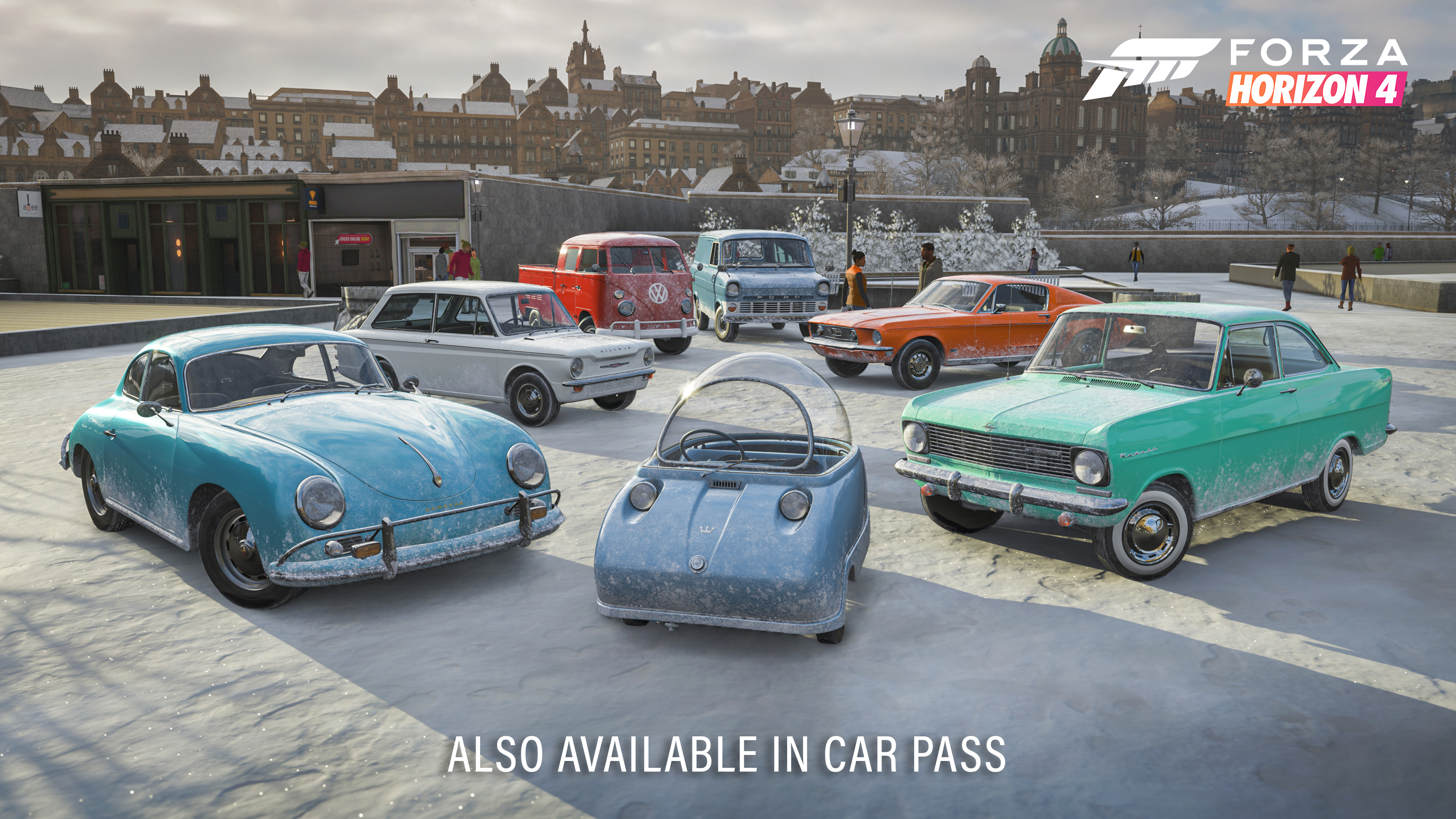 Icons Car Pack