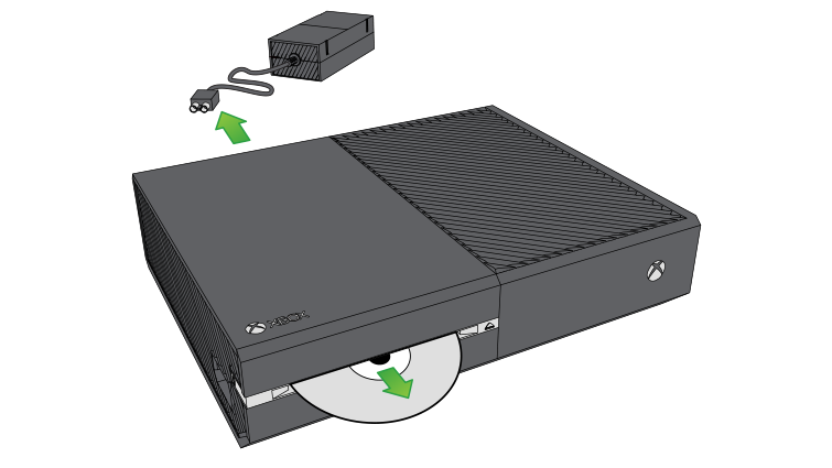 Originele Xbox One-console