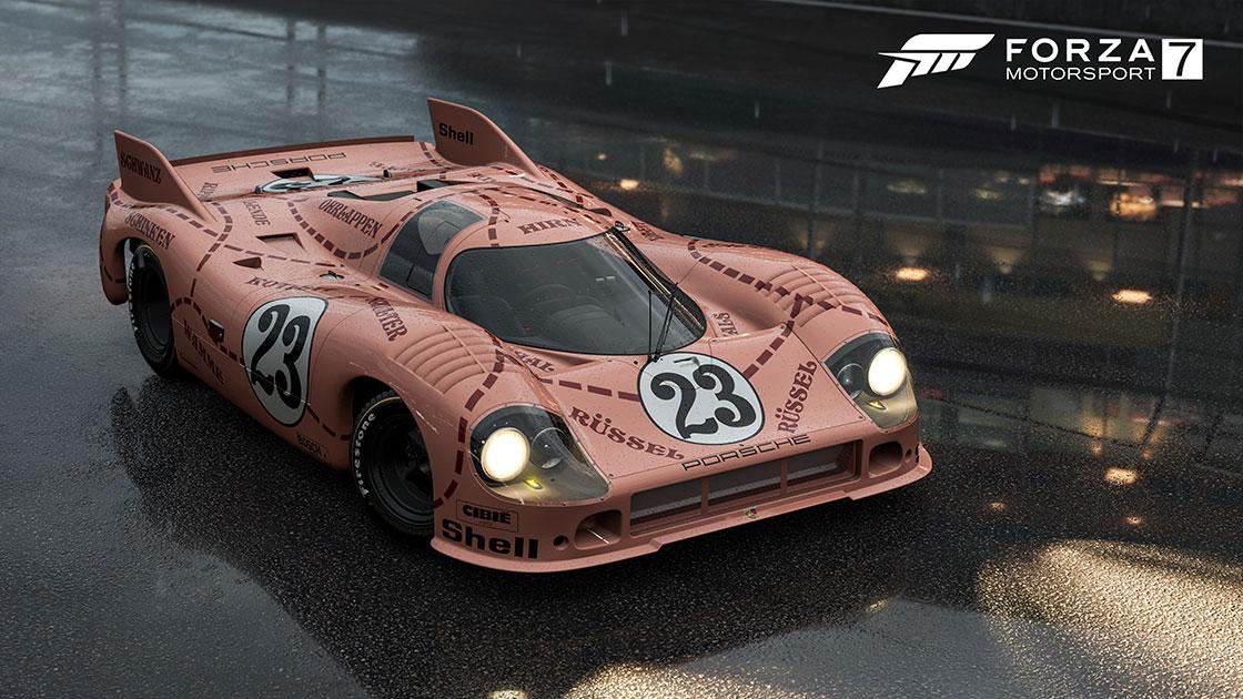 Forza Motorsport - Forza Motorsport 7 July Update