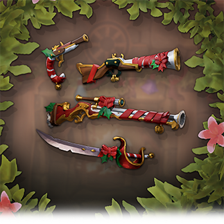 Festival of Giving Weapons