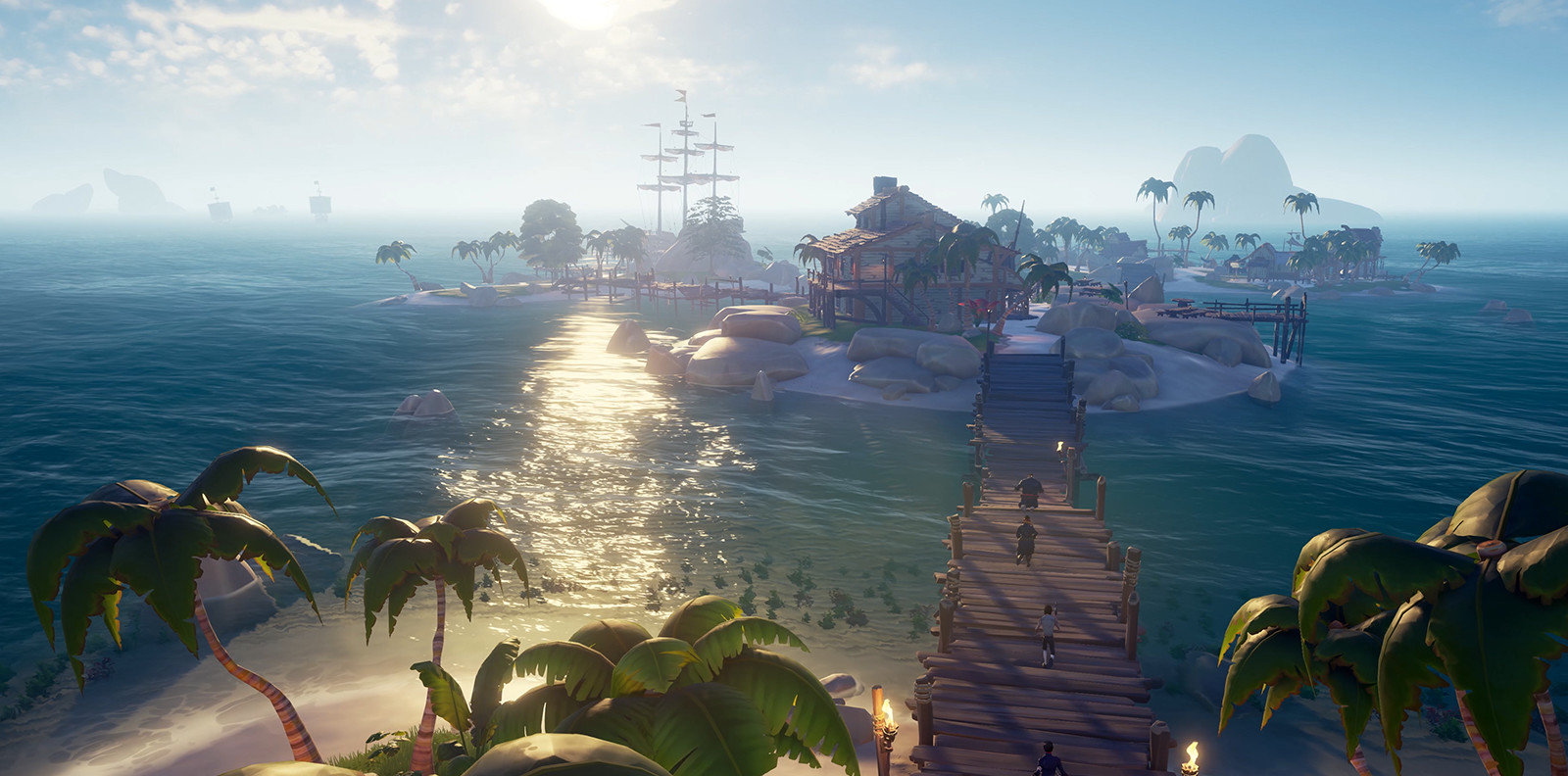 Image result for sea of thieves screenshot