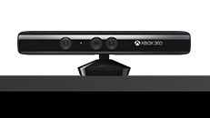 Konfigurer Kinect til Xbox 360