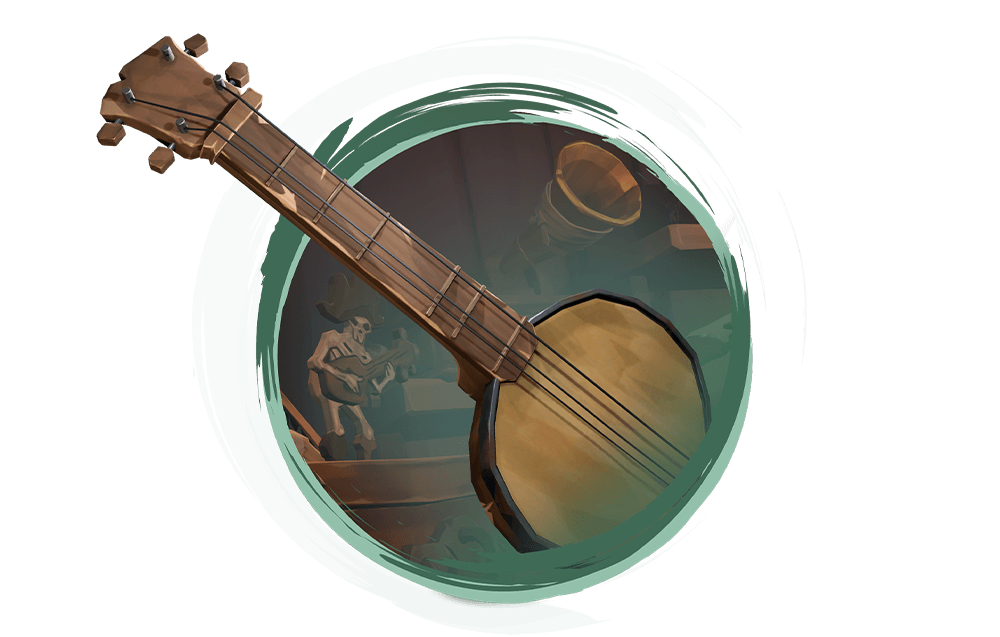 Banjo in Sea of Thieves?