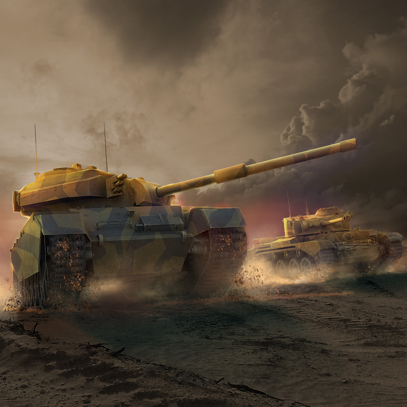 201402-WoT-Understanding Battle Modes