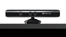 Opciones de montaje para el sensor Kinect Xbox 360