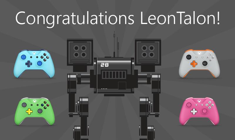 LeonTalon Winner