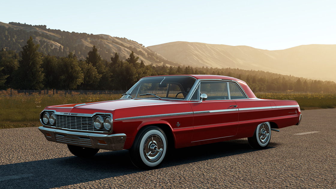 95 Impala Ss