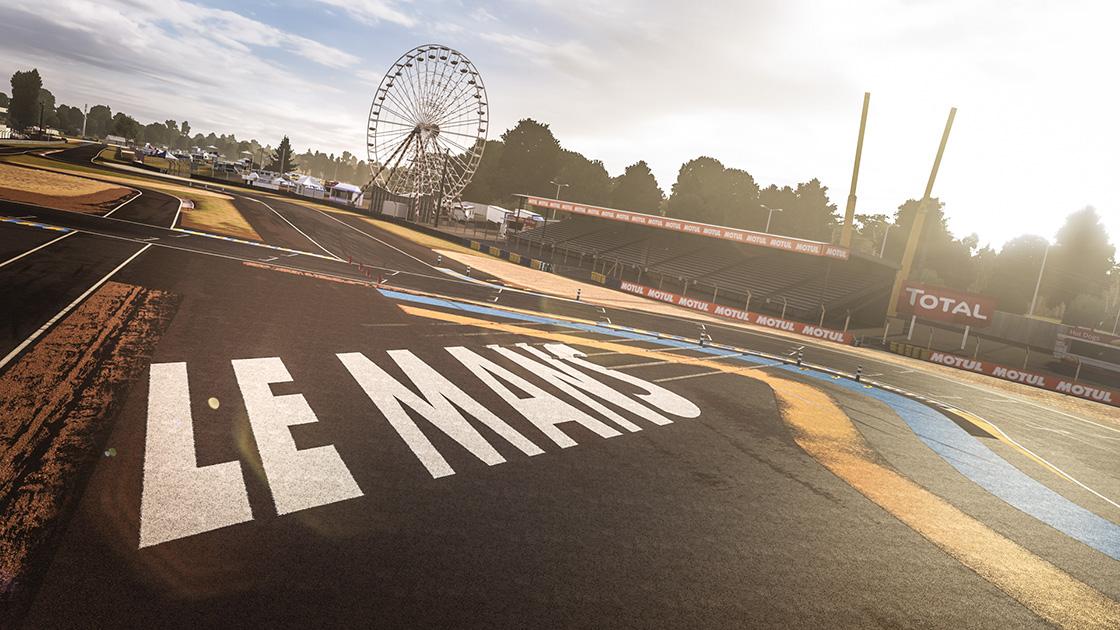Le Mans Circuit de la Sarthe