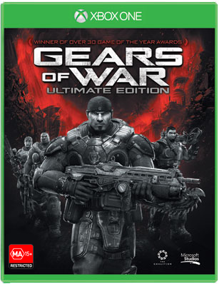 Gears of War Ultimate box shot
