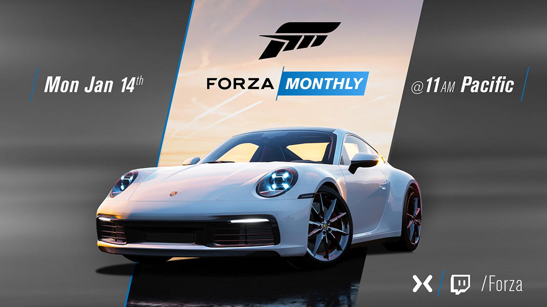 News, livestreams, and Calendar for FH4 - Page 4 - Forza Horizon 4