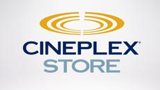 Cineplex Store app on Xbox 360