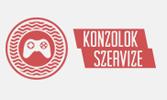 Konzolok szervize logo