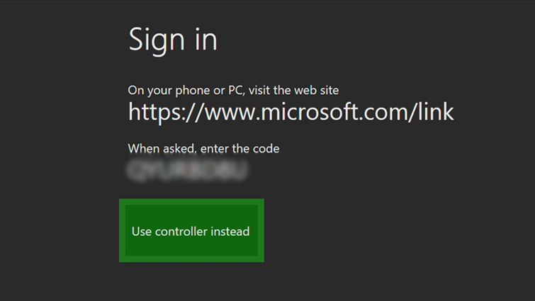 Sign In To Xbox Xbox Support