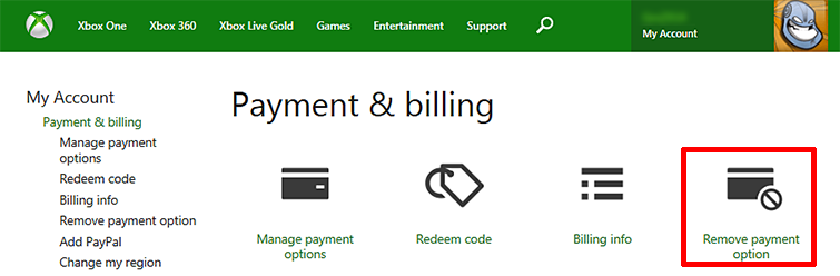Xbox Live Credit Card Information | Hairrs us
