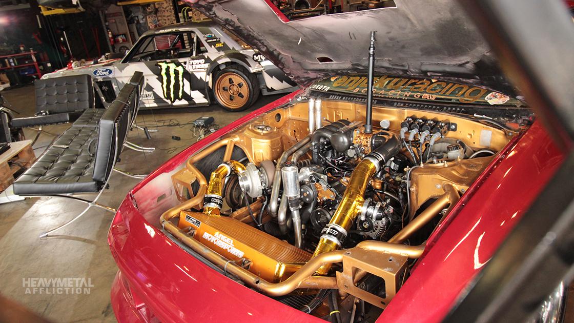 Forza Motorsport - Heavy Metal Affliction - Hoonigan