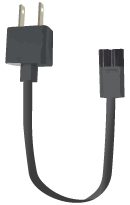 Surface Pro type A AC power cord