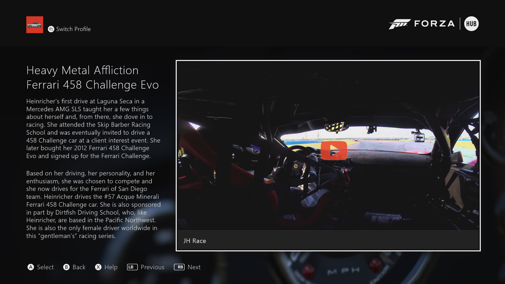 Forza Motorsport - Forza Hub Is Here