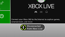 """I've connected to Xbox Live before, but I can't connect now."""