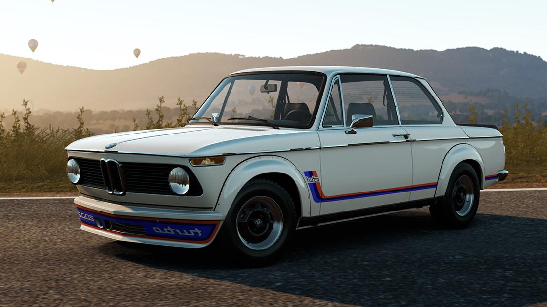 Forza Horizon 2 - Cars