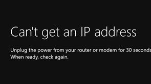 Xbox One Connection Error Help | Xbox One Network Error
