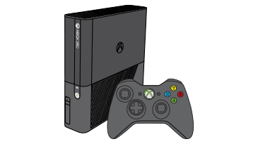 Xbox 360 E 본체