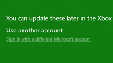 How to switch between Microsoft accounts in the Xbox app on Windows 10
