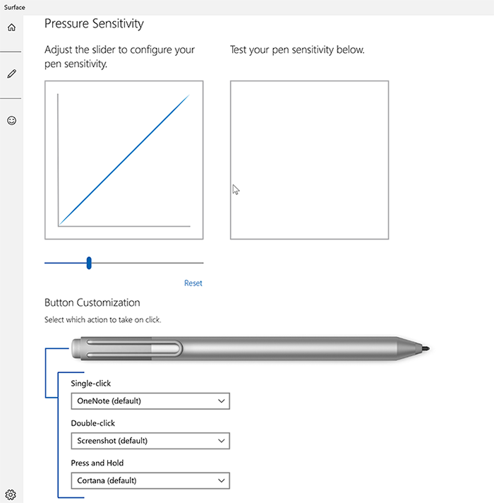 handwriting app for windows surface
