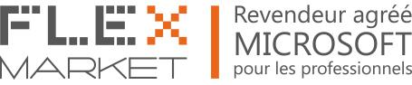 FlexMarket logo
