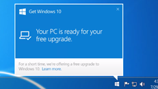 Hvor er min Windows 10-opgradering?