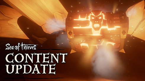 Bring the Fire and Fury with Sea of Thieves' Free Crews of Rage Update
