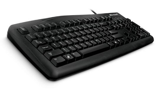 Microsoft 標準鍵盤 200 商用版