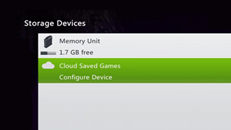 Xbox 360 雲端遊戲存檔常見問題