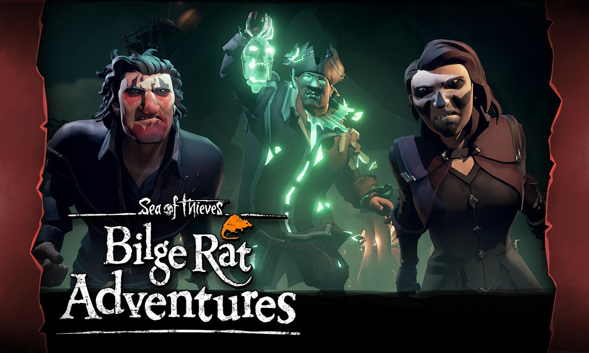 Sea of Thieves - Bilge Rat Adventures: Festival of the Damned