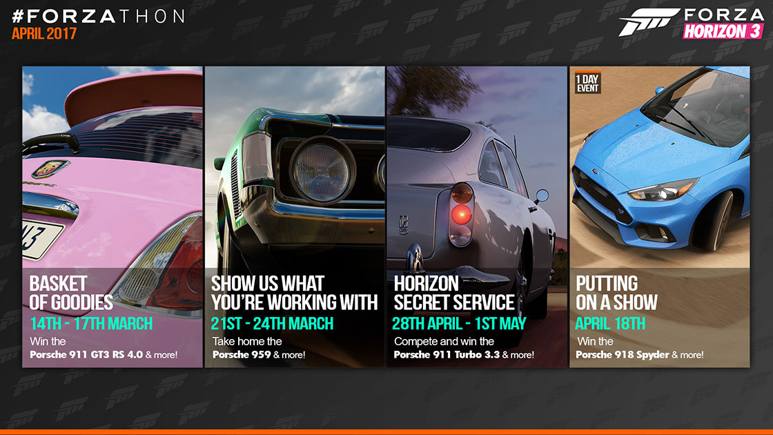Forza Horizon 3 - Страница 61 - Форумы