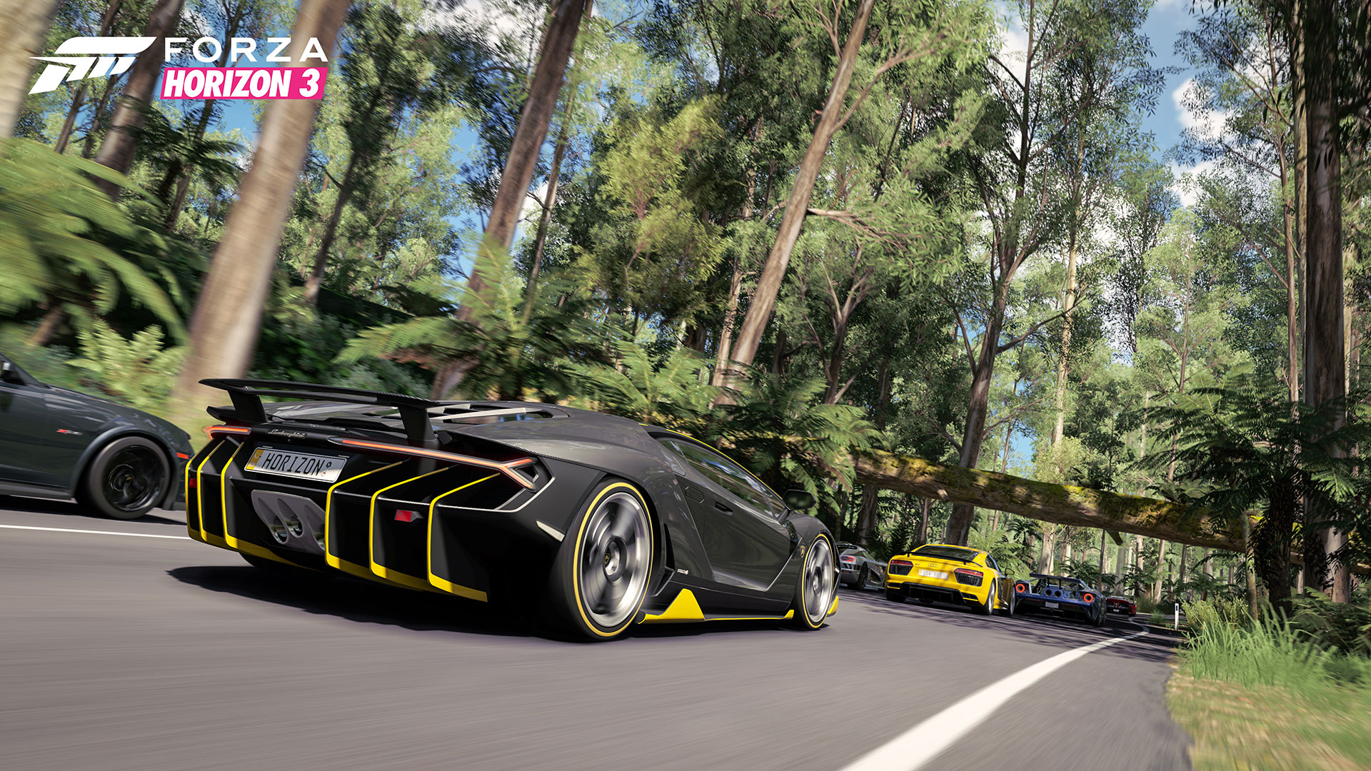 Forza Motorsport - Forza Horizon 3 Windows 10 Demo