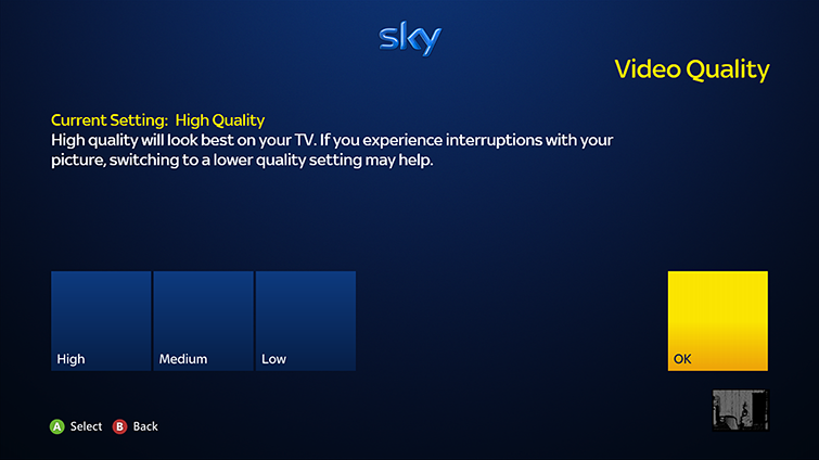 Set Up and Use the Sky App on Xbox 360