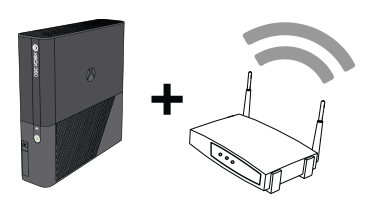 configure wireless settings xbox 360 wireless networking xbox wi fi rh support xbox com Xbox One Cable Diagram Xbox One Wiring Diagrams