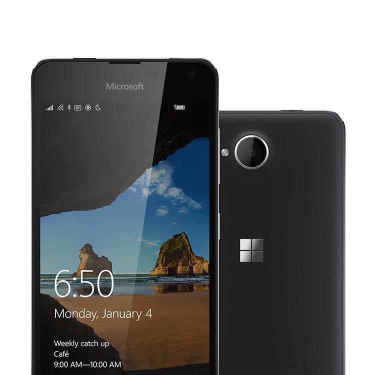 Technische Daten zum Firmenhandy - Lumia 650