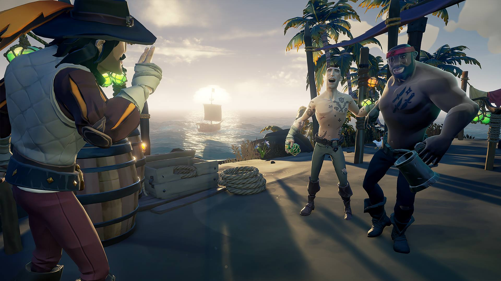 Patch Notes Discussion - 1 0 7 | Sea of Thieves Forum