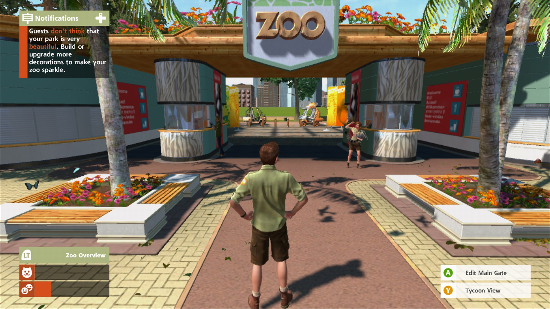 Zoo Tycoon XBOX 360 ESPAÑOL (Region FREE) (XGD3) (STRANGE) 2