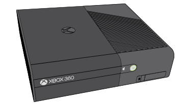 Xbox 360 Arcade Black