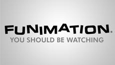 FUNimation app on Xbox 360