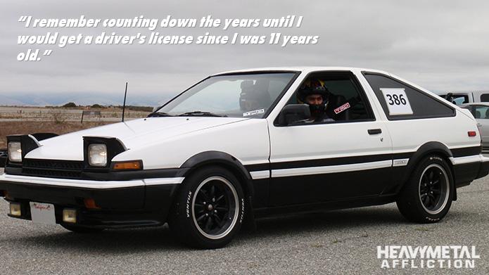 Forza Motorsport - Heavy Metal Affliction -- 1985 Toyota