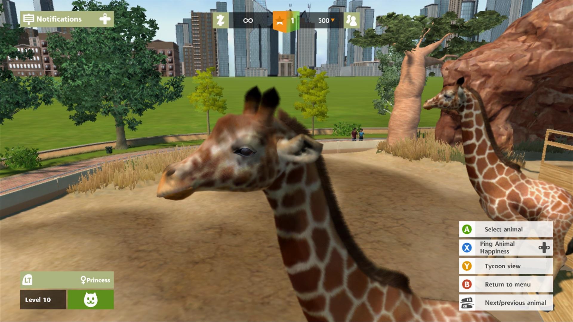 Zoo Tycoon XBOX 360 ESPAÑOL (Region FREE) (XGD3) (STRANGE) 3