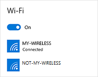 Wireless network is connected but slow