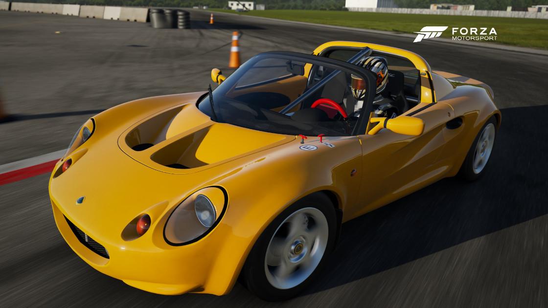 Lotus Elise 0 60 >> Forza Motorsport 6 - Cars