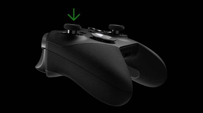 Resistance settings for thumbstick adjustment tool