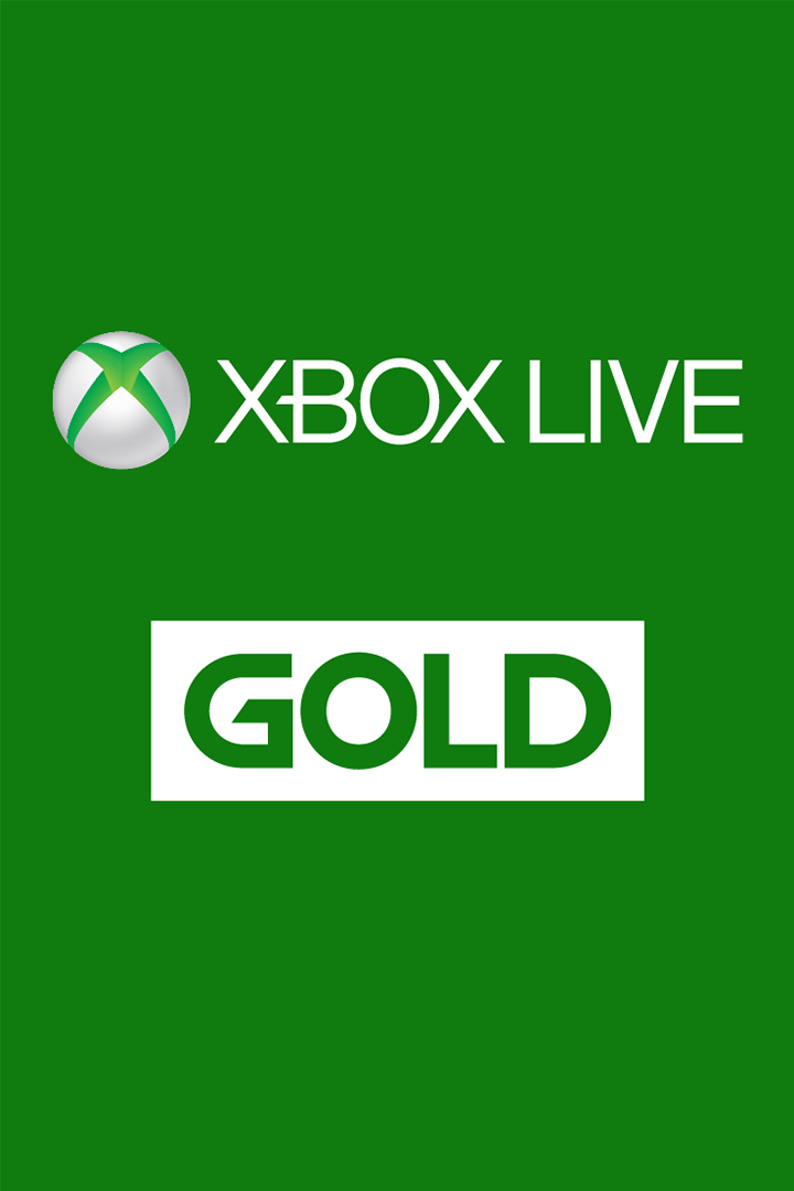 Xbox Live Gold 12 Momth Subscription